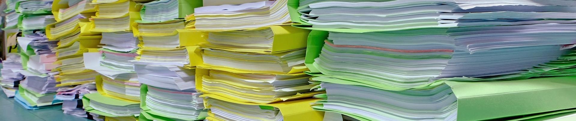 Administratie files